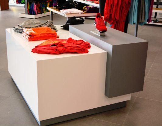 venforma, Ven4maⓇ - Riser Display, nested display