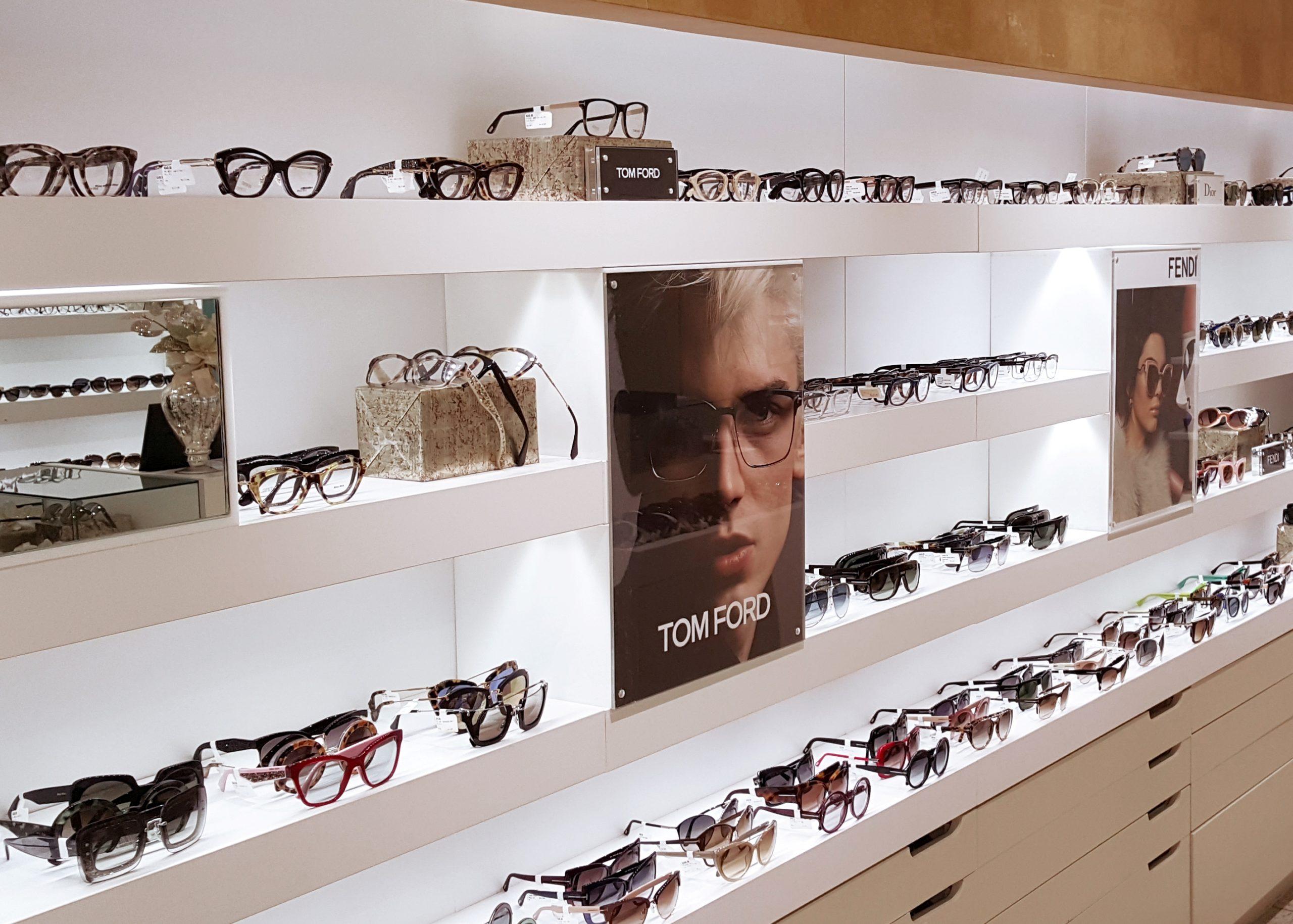 Smartwall, eye glass display