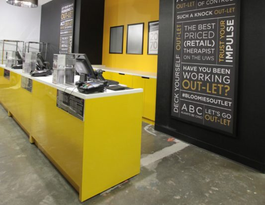 check out, register center, cashwrap